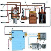 ...этой системы воспринималась как благо и стремление к более схема подключения электронного зажигания.