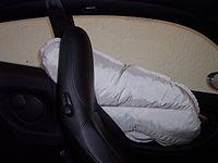 Боковые подушки безопасности