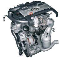 Двойной наддув двигателя TSI
