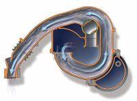 Система изменения геометрии впускного коллектора